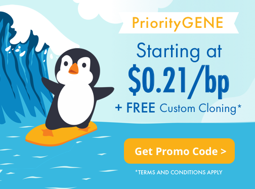 40% Off Gene Synthesis